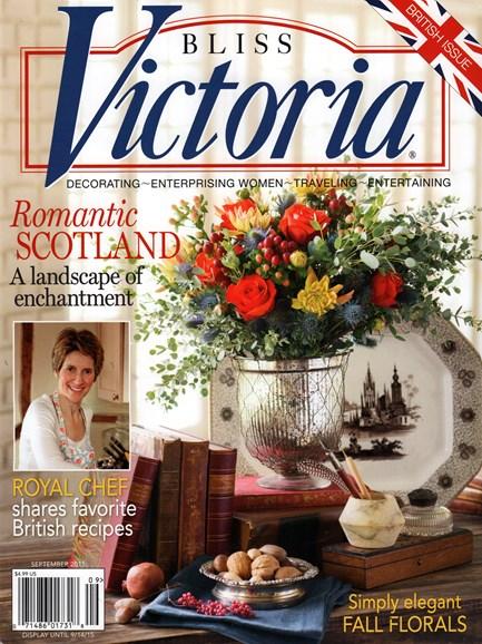 Victoria Cover - 9/1/2015