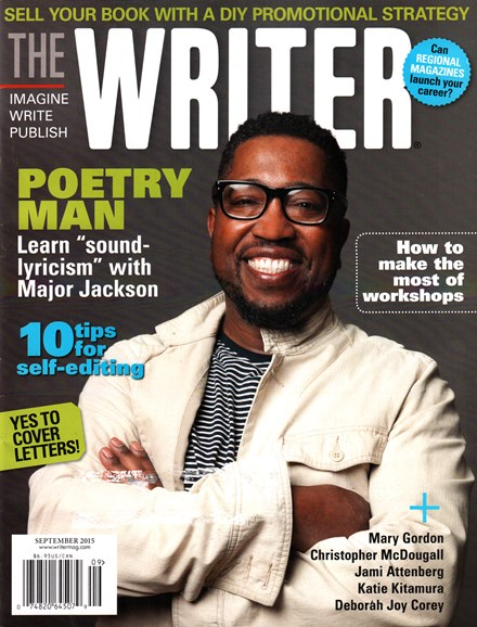 The Writer Cover - 9/1/2015