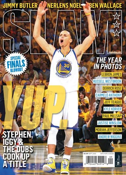 Slam Cover - 9/1/2015