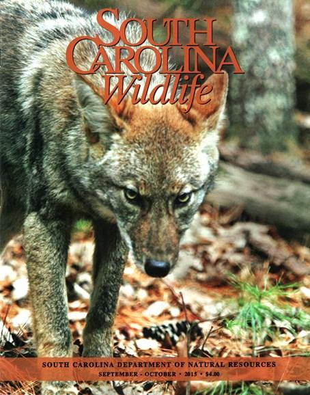 South Carolina Wildlife Cover - 9/1/2015