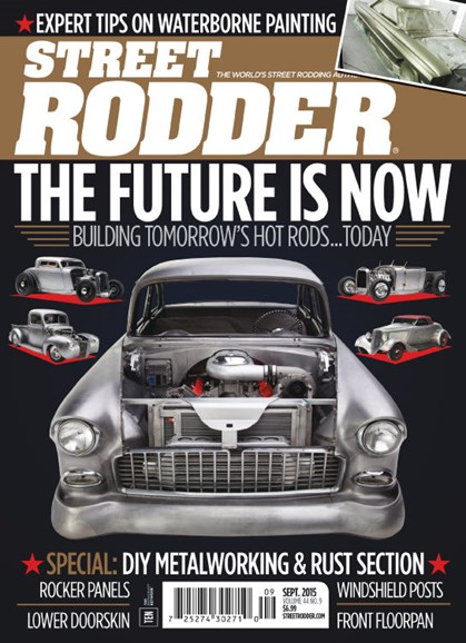 Street Rodder Cover - 9/1/2015