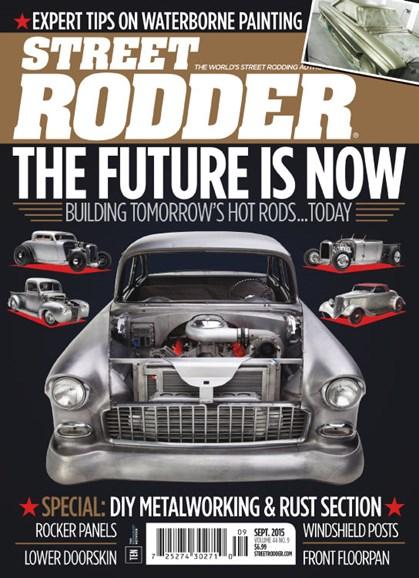 Street Rodder Cover - 9/1/2015