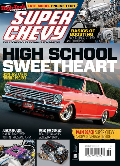 Super Chevy Cover - 9/1/2015