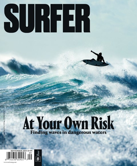 Surfer Cover - 9/1/2015