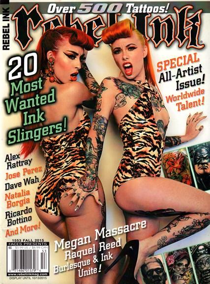 Rebel Ink Cover - 9/1/2015