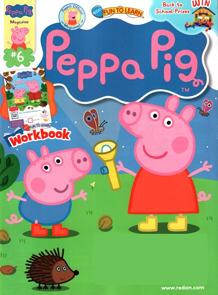 Peppa Pig Cover - 9/1/2015