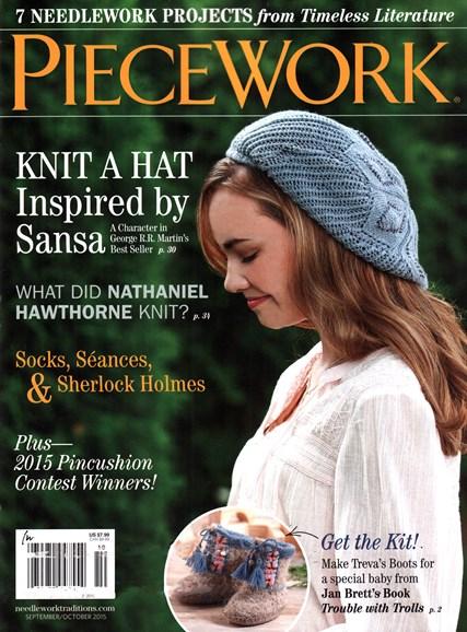Piecework Cover - 9/1/2015