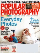 Popular Photography Magazine 9/1/2015