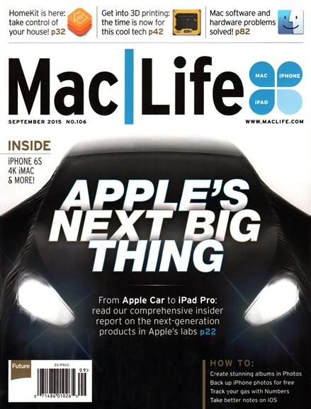 Mac | Life Cover - 9/1/2015