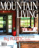 Mountain Living Magazine 9/1/2015
