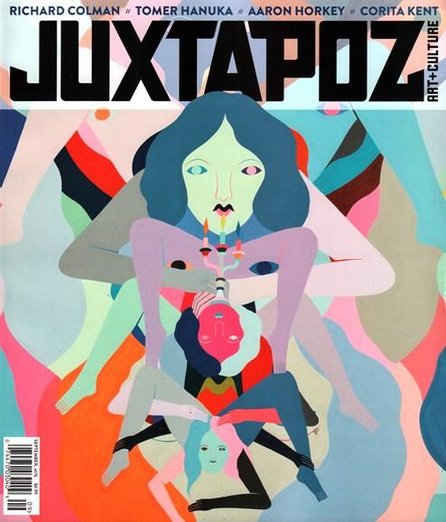 Juxtapoz Cover - 9/1/2015