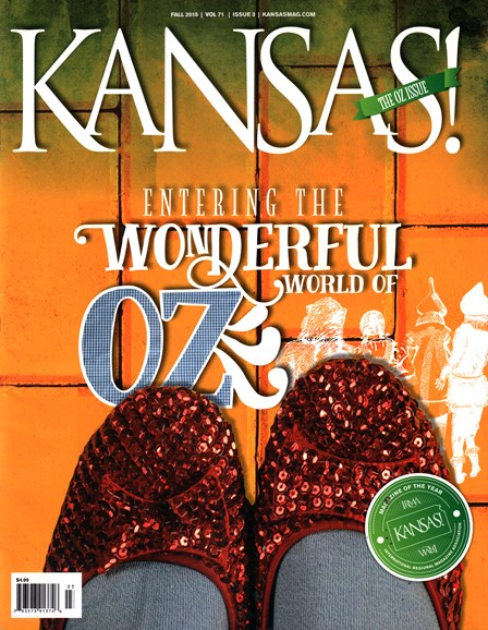 KANSAS! Cover - 9/1/2015