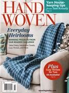 Handwoven Magazine 9/1/2015
