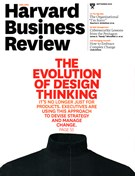 Harvard Business Review Magazine 9/1/2015