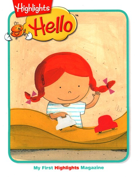 Highlights Hello Cover - 9/1/2015