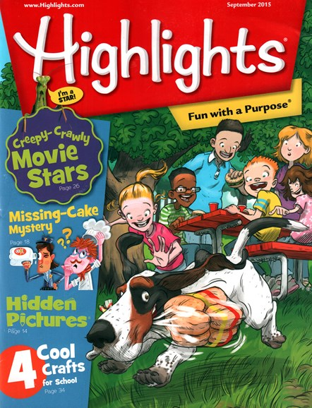 Highlights Cover - 9/1/2015
