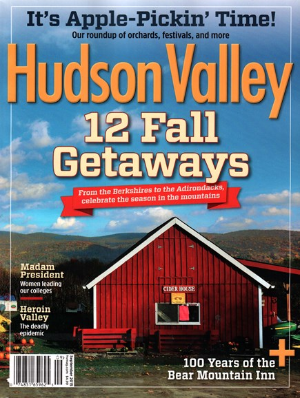 Hudson Valley Cover - 9/1/2015