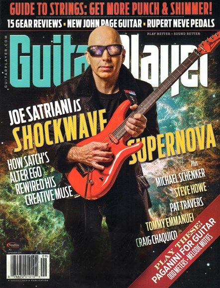 Guitar Player Cover - 9/1/2015