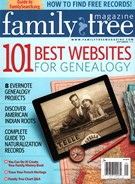 Family Tree Magazine 9/1/2015