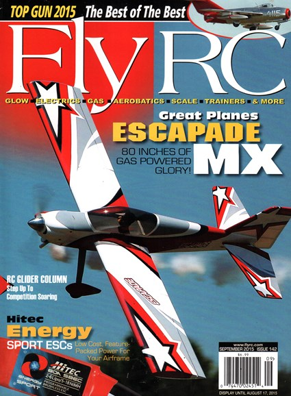 Fly RC Cover - 9/1/2015