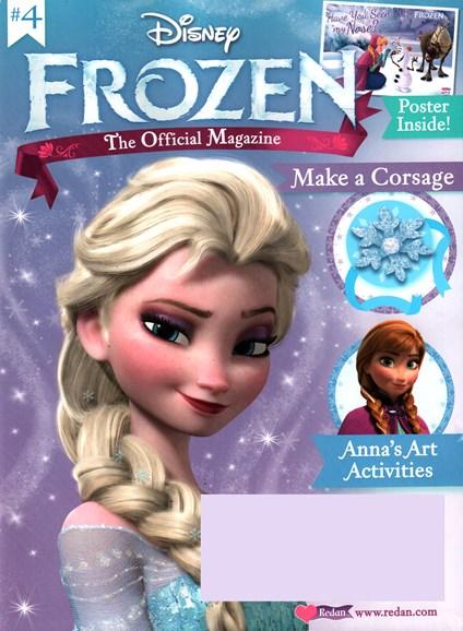 Disney Frozen Cover - 9/1/2015