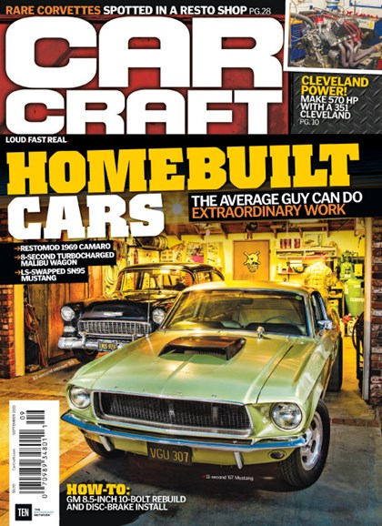 Car Craft Cover - 9/1/2015