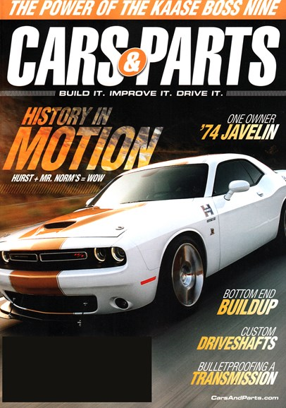 Cars & parts Cover - 9/1/2015