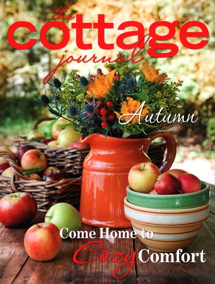The Cottage Journal Cover - 9/1/2015