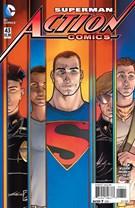 Superman Action Comics 10/1/2015