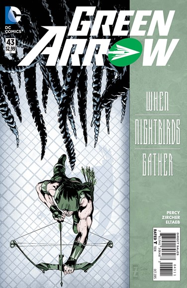 Green Arrow Cover - 10/1/2015