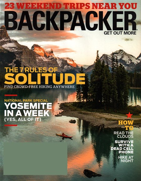 Backpacker Cover - 9/1/2015