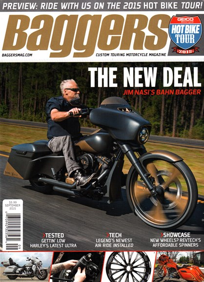 Baggers Cover - 9/1/2015