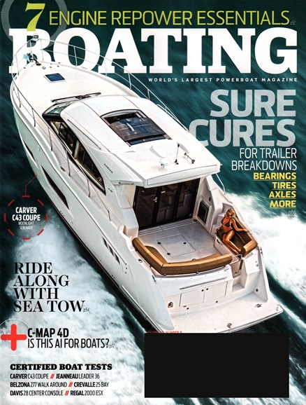 Boating Cover - 9/1/2015