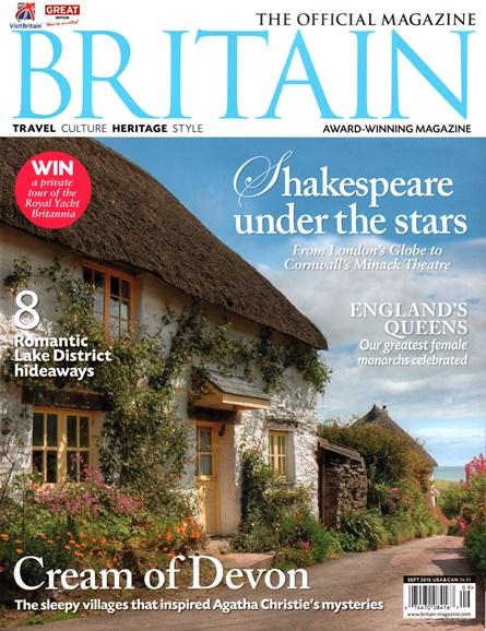 Britain Cover - 9/1/2015