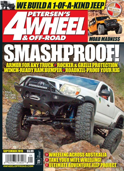 4 Wheel & Off-Road Cover - 9/1/2015