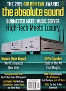 Absoulute Sound Magazine 9/1/2015