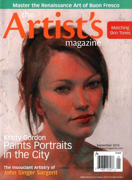 Artists Cover - 9/1/2015