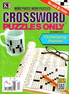 Herald Tribune Crossword Puzzles Magazine 12/1/2015