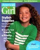 American Girl Magazine 9/1/2015