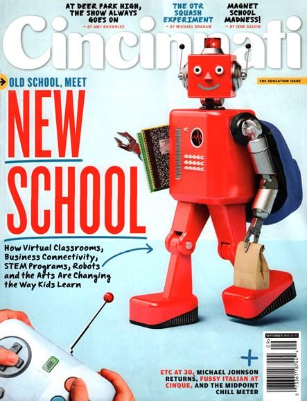 Cincinnati Cover - 9/1/2015
