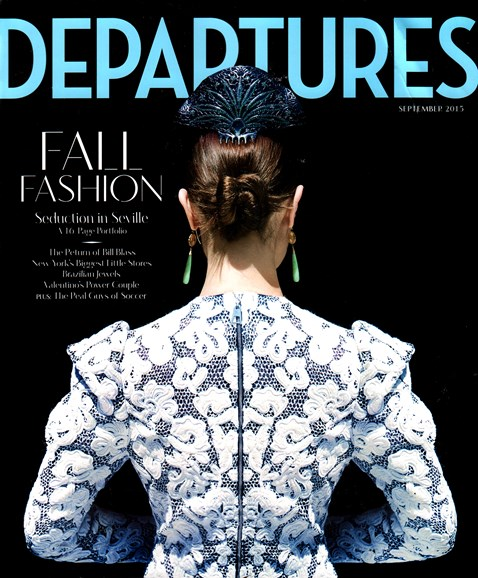 Departures Cover - 9/1/2015
