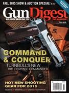 Gun Digest Magazine 9/1/2015