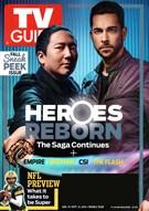 TV Guide Magazine 8/31/2015