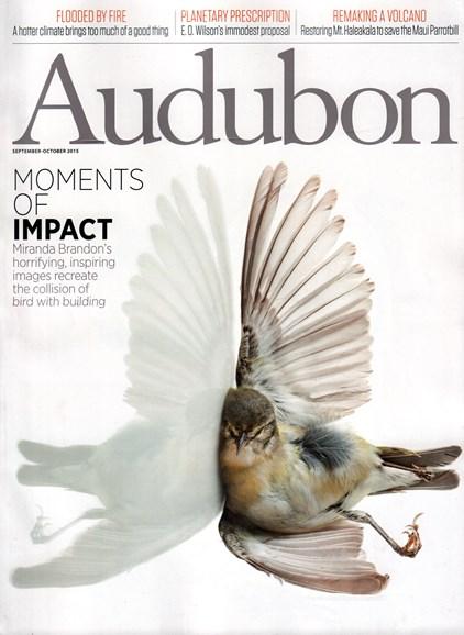 Audubon Cover - 9/1/2015