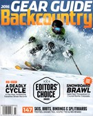 Backcountry Magazine 9/1/2015