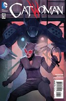Catwoman Comic 10/1/2015