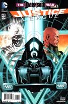 Justice League Comic 10/1/2015