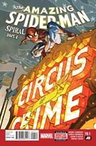 Superior Spider Man Comic 9/1/2015