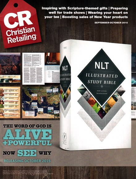 Christian Retailing Cover - 9/1/2015