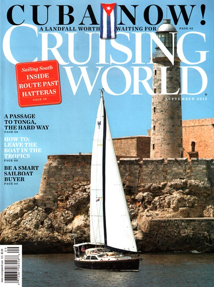 Cruising World Cover - 9/1/2015